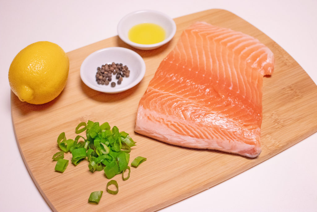 ingredients to use when cooking salmon